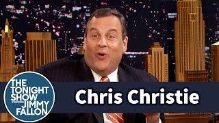 Gov. Chris Christie Endorses The Tonight Dough Ice Cream