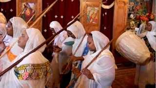 Ethiopian Orthodox 2005/2012 New Year Celebration St. Mary Church Winnipeg, Canada