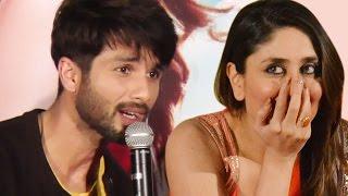 Video Shahid Kapoor OPENLY TALKS about ex-girlfriend Kareena Kapoor Khan | MP3, 3GP, MP4, WEBM, AVI, FLV September 2018
