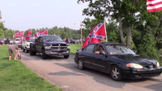 Kingsport (TN) United States  city photo : Kingsport, TN Rebel Flag Rally & Parade (Part 1)