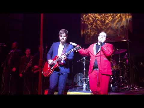 St Paul & the Broken Bones Burning Rome San Antonio Saturday, April 1, 2017