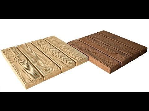 Производство тротуарной плитки .