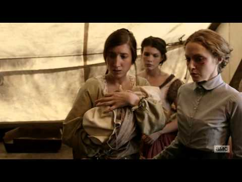 Eva and Louise (Hell On Wheels) Part 1