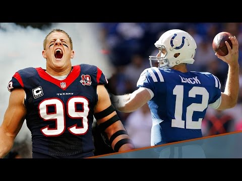 Video: Colts and Texans fans reveal the depth of their heated rivalry