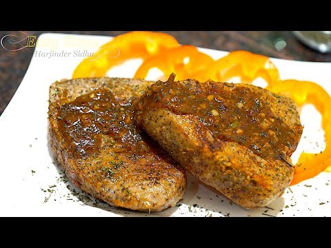 How To Cook Wild Caught Yellowfin Tuna Steaks | Pan Fry Yellowfin Tuna Steaks