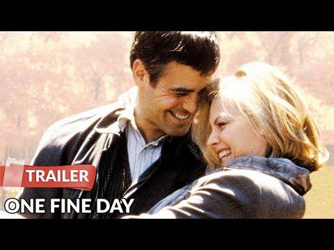 One Fine Day 1996 Trailer HD | Michelle Pfeiffer | George Clooney