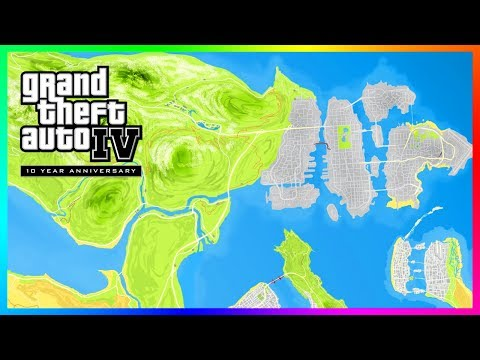 Grand Theft Auto IV Gets A Mysterious NEW Update - 10th Anniversary Edition Coming Soon? (GTA 4)