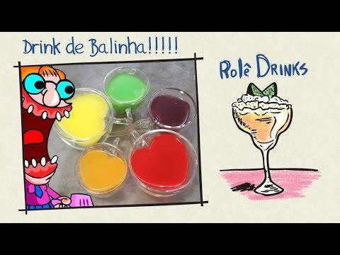 DE - INSCREVA-SE! CURTA! COMPRE! http://bit.ly/lojarole ◅ Um drink para você servir para o seu maior inimigo, fala para esse lazarento que é suquinho ele vai beber e cair e nunca mais vai...