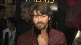 Neil Nitin Mukesh At The Launch Of New Clothing Line