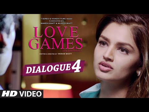 LOVE GAMES Movie Dialogue Promo 4 -  What About LOVE ?