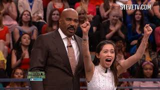 Video Audience Member Becomes One Of Steve Harvey's Faves MP3, 3GP, MP4, WEBM, AVI, FLV Desember 2018
