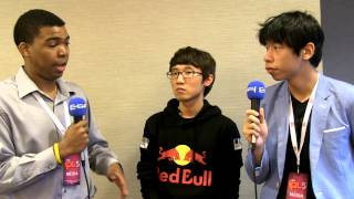 Bomber interview with esfiworld from IPL5