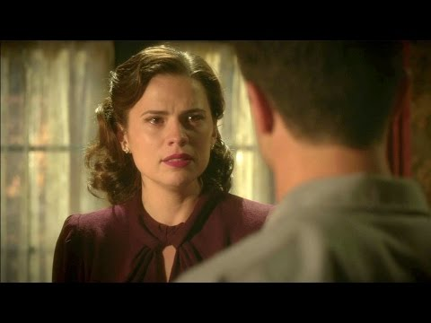 Marvel's Agent Carter - Peggy Confronts Howard Stark