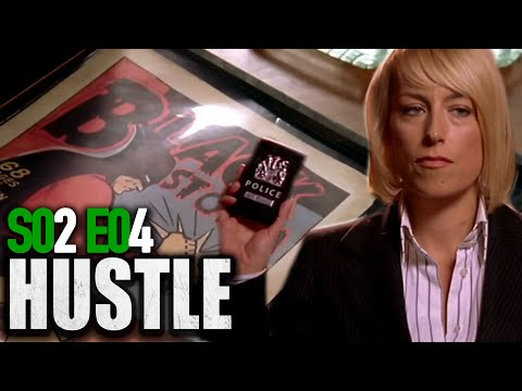 Hustle: Season 2 Episode 4 (British Drama) | Comic Book Crime | BBC | Full Episodes