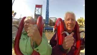 THE Funniest Myrtle Beach Sling Shot Video