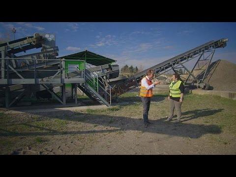Σλοβενία: Πώς επαναχρησιμοποιούνται τα απόβλητα του κατασκευαστικού τομέα – business planet