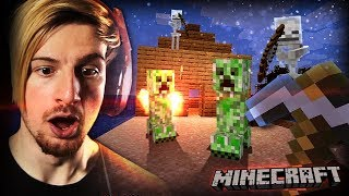 Video SO I PLAYED MINECRAFT FOR THE FIRST TIME (kinda) || Minecraft MP3, 3GP, MP4, WEBM, AVI, FLV Agustus 2019