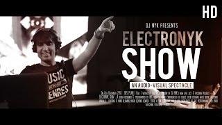 NYK TV - Episode 5 | Electronyk Show | DJ NYK Live at BITS Pilani (GOA) | Waves 2013 Video