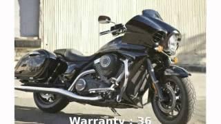 8. 2011 Kawasaki Vulcan 1700 Vaquero - Specs and Details