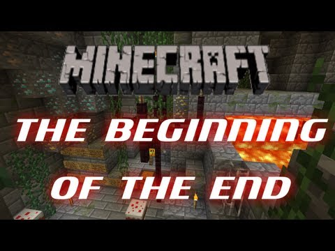 Minecraft - Custom Map - Beginning Of The End: Part 1