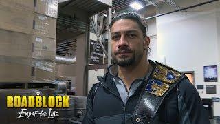 Nonton Roman Reigns ponders his unique title opportunity: WWE Roadblock Exclusive, Dec. 18, 2016 Film Subtitle Indonesia Streaming Movie Download