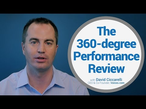 The 360-Degree Performance Review | Voices.com