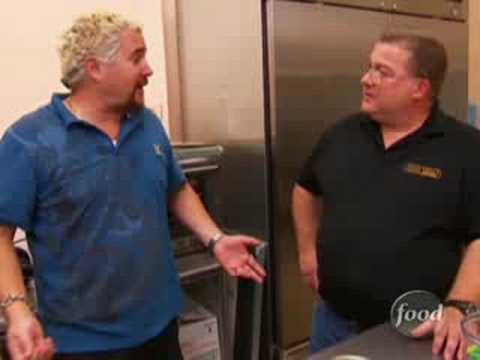Food Network's Guy Fieri explores Gelato in Arizona