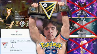 How to Win in ULTRA LEAGUE GO Battle League in Pokémon GO! by Trainer Tips