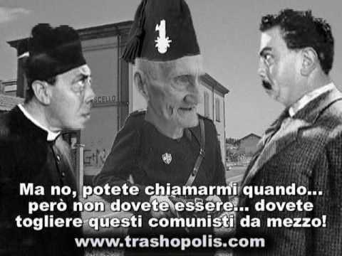 Zio Peppe e il comunista