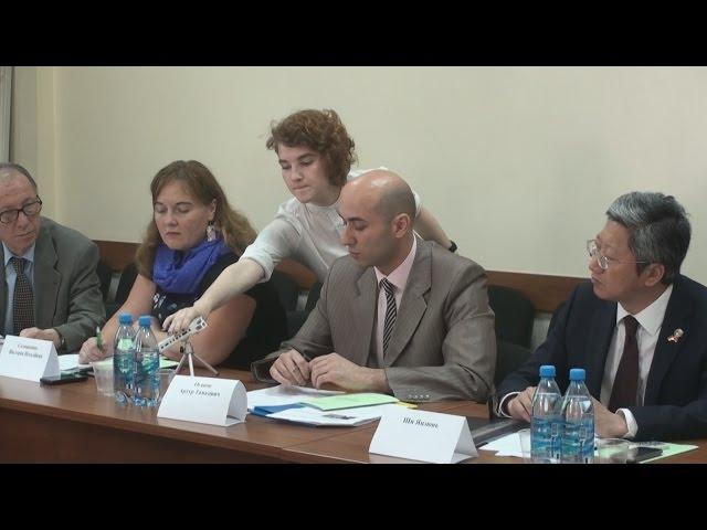 А.Т. Оганов про стан та перспективи співробітництва України з країнами Африки