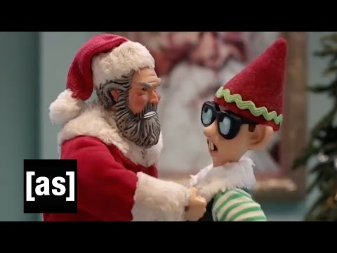 Robot Chicken Christmas Special Preview