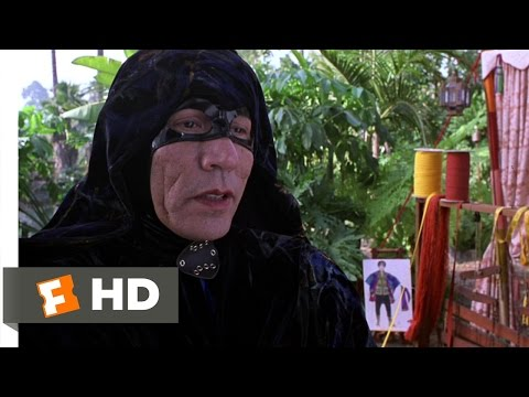 Mystery Men (8/10) Movie CLIP – Superhero Training (1999) HD