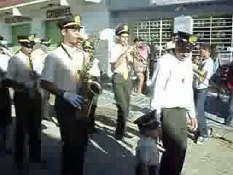 Banda de Música OS LEVITAS DA IPAD em Primavera/PE. 2013