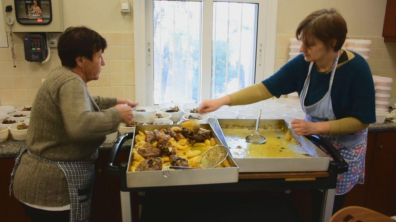 Γεύμα αγάπης στο Ναύπλιο