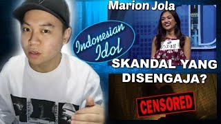 Video TEORI KONSPIRASI : Video Skandal Marion Jola Indonesian Idol Sengaja Di Publikasikan! MP3, 3GP, MP4, WEBM, AVI, FLV Januari 2018