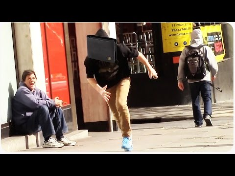 'Social' - Ever wonder what people do when they find a wallet? Watch this social experiment as this guy