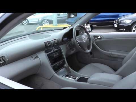 Mercedes-Benz C CLASS C230K 3dr Auto U206875