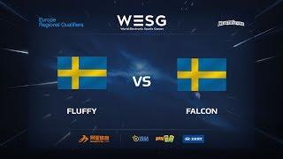 Fluffy vs FALCON, game 1