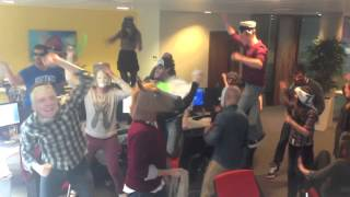 Harlem Shake by Adverts.ie.