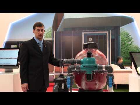 Презентация нового продукта от ESPA - Evopool - инновационная система фильтрации для бассейна и насосная установка