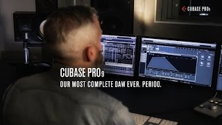 New Features in Cubase Pro 9