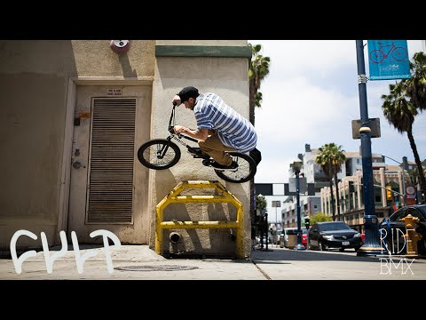 Chase Dehart - Ride BMX x Cult