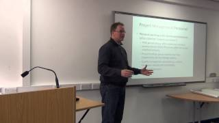 Project Organisations: Shaping, Developing And Managing People (Part1)