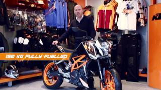 5. KTM 390 DUKE Features and Benefits