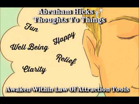 Abraham Hicks♥NOADS♥Play this game with yourself