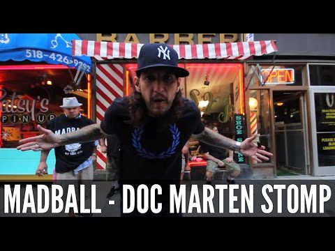 MADBALL - Doc Marten Stomp (OFFICIAL MUSIC VIDEO) online metal music video by MADBALL