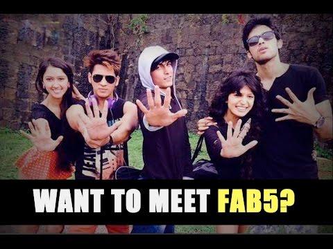 Want to meet Kaisi Yeh Yaariyan's Fab5?