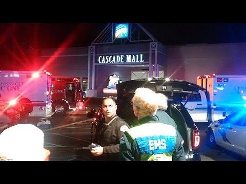 ΗΠΑ: 3 νεκροί από πυρά ενόπλου σε εμπορικό κέντρο του Μπέρλινγκτον