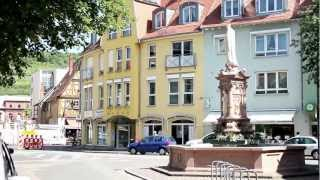 Bad Mergentheim Germany  City new picture : A walk in Bad Mergentheim, Germany (may 2012.)