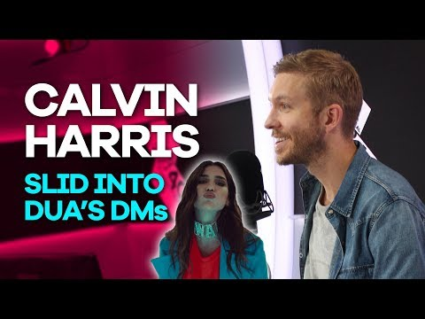 gratis download video - Calvin-Harris-slid-into-Dua-Lipas-DMs-and-she-totally-ignored-him